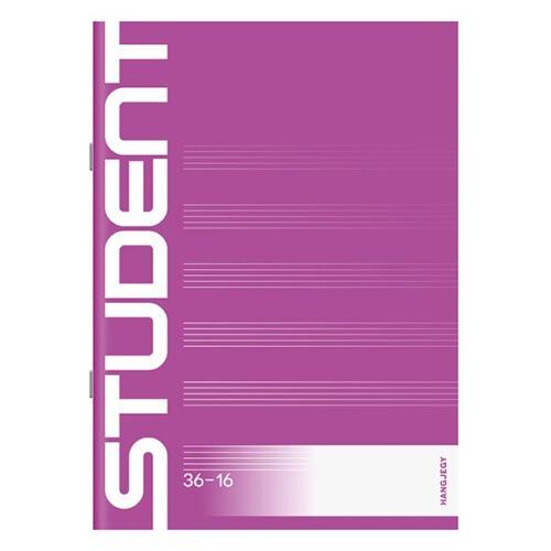 Hangjegyfüzet ICO Student A/5 16 lapos 36-16