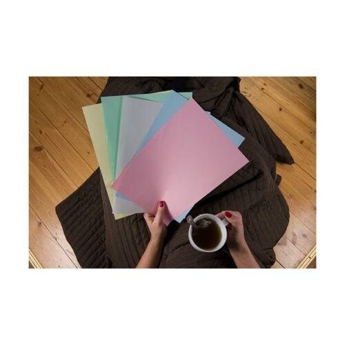 Fénymásolópapír színes KASKAD A/4 80 gr vegyes pasztell (31,16,72,61,54) 5X20 ív/csomag
