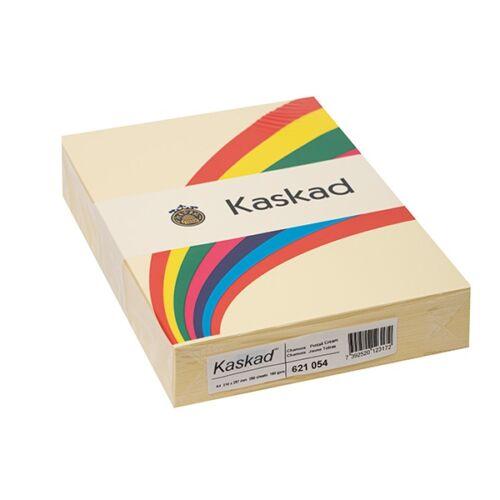 Fénymásolópapír színes KASKAD A/4 160 gr chamois 54 12 250 ív/csomag