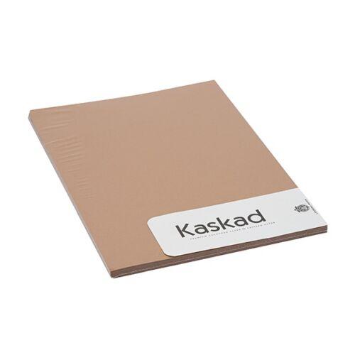 Fénymásolópapír színes KASKAD A/4 80 gr dió 19 100 ív/csomag