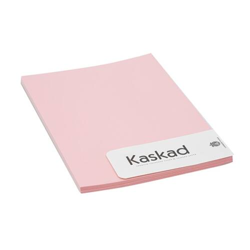 Fénymásolópapír színes KASKAD A/4 80 gr rózsa 25 100 ív/csomag