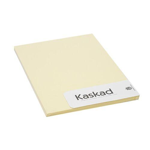 Fénymásolópapír színes KASKAD A/4 80 gr sárga 55 100 ív/csomag