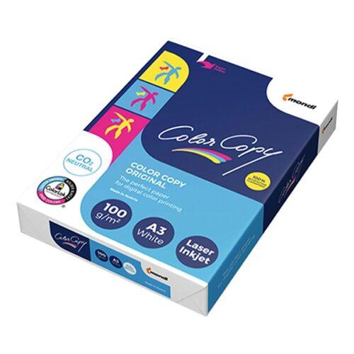 Fénymásolópapír COLOR Copy A/3 100 gr 500ív/csomag